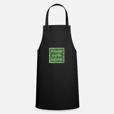 Group Malle Mallorca party - Apron