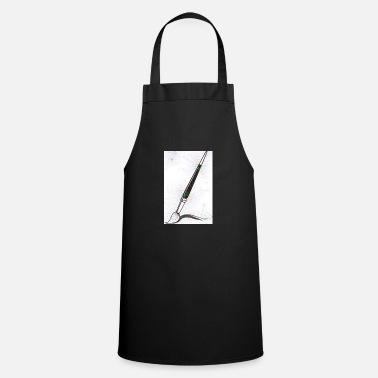 Paint Brush painting brush - Cooking Apron