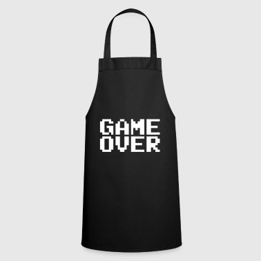 Game Over GAME OVER - Tablier de cuisine