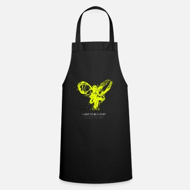 i used to be fairy used to be - Apron