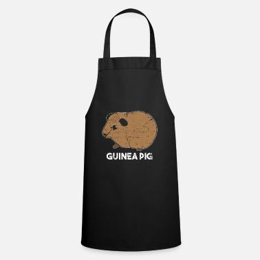Carrot Guinea pig guinea pig carrot grass mother - Cooking Apron