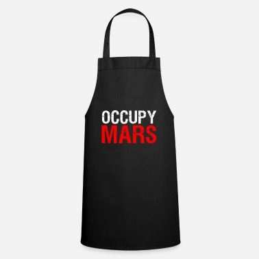 Occupy Occupy Mars - Tablier