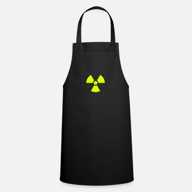 Tschernobyl Radiation Sign (Vector) - Schürze