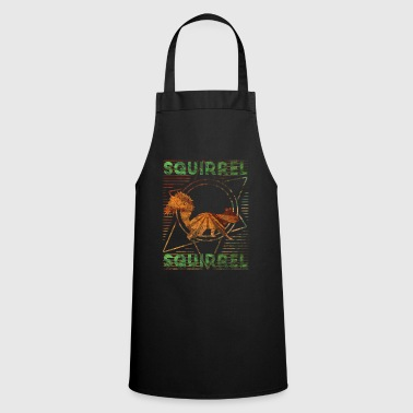 Rodent squirrel - Cooking Apron