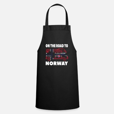 Norway On the road to Norway Camper Camping Norway - Apron