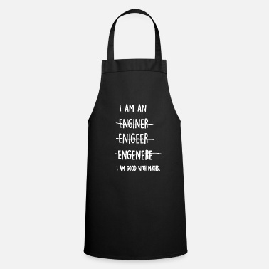 Electrical Engineering Funny engineer student math physics gift - Cooking Apron