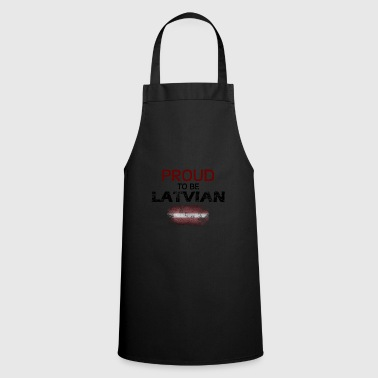 Latvia - Cooking Apron