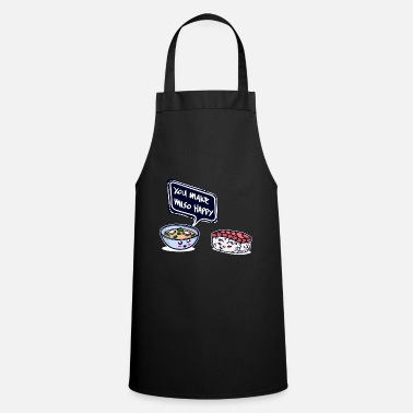 Meal Sushi miso soup favorite food meal meal - Apron