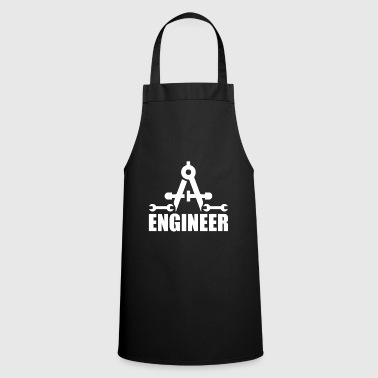 Engineer Engineering Electrical Engineer Motive - Cooking Apron