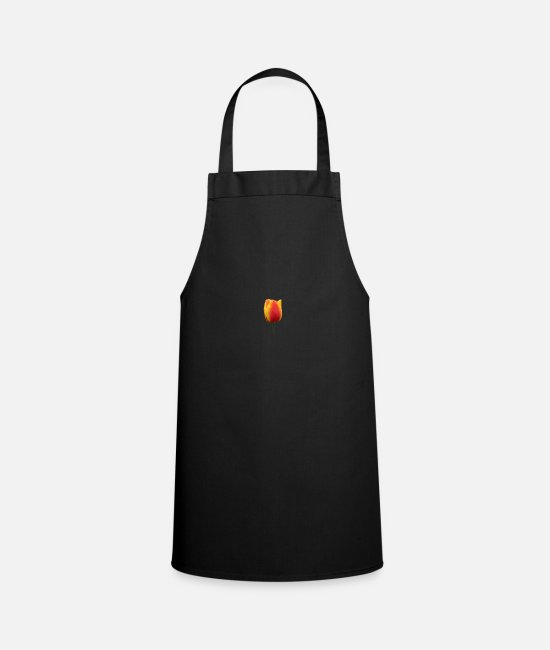 Weather Aprons - Tulip / tulip - Apron black