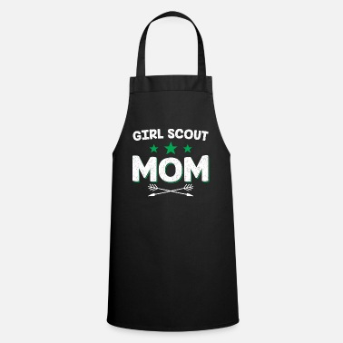 Girl Scout Girl Scout Mom - Scout Mom - Grembiule
