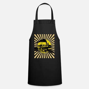 Steam Locomotive steam locomotive - Cooking Apron