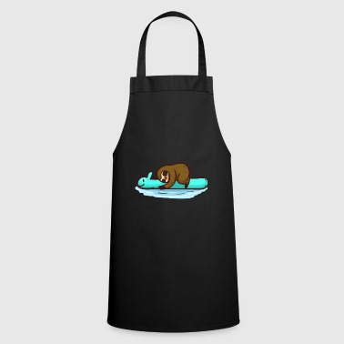 Swimming, swimming, swimmer - Cooking Apron