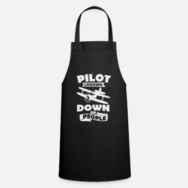 Recreational recreational pilot - Cooking Apron
