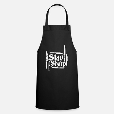 Sharp Sharp - Apron