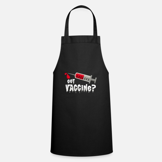 Bless You Aprons - health - Apron black