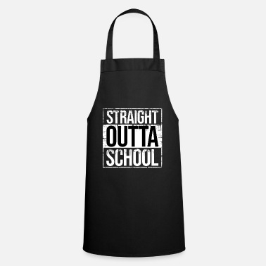 High School High School - Apron