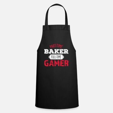 Pastries Bakers gamble gamers - Apron