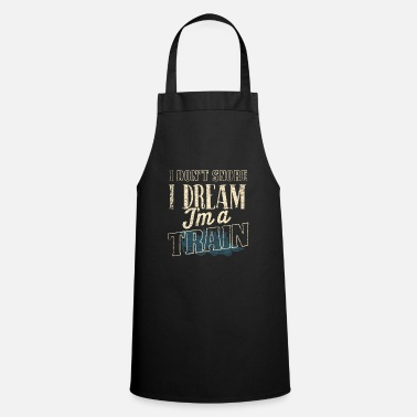 Training Train trains - Apron