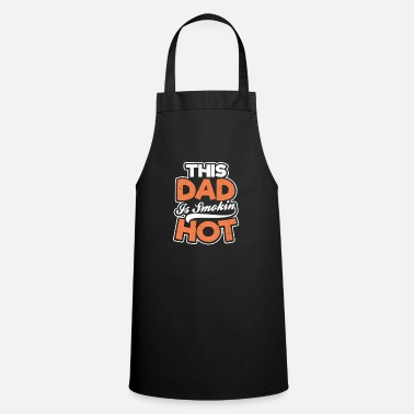 Broer Grillen Dad Smokin Hot - Schort