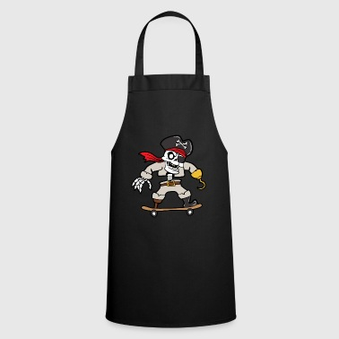 Halloween Skeleton Monster Zombie horror scare - Cooking Apron