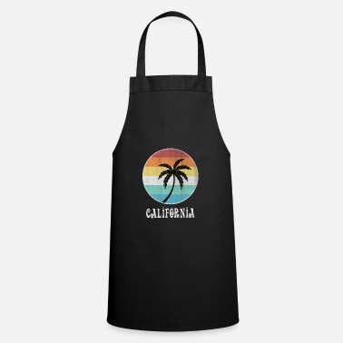 Los Angeles California - Cooking Apron