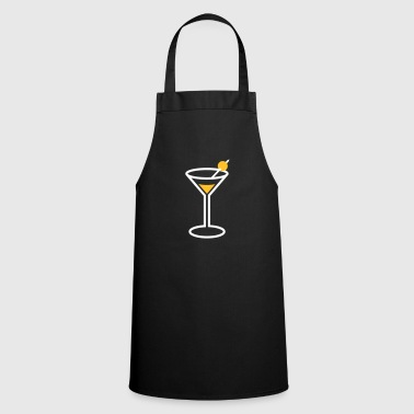Martini Cocktail Glass - Cooking Apron