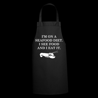 Diets with seafood - Cooking Apron