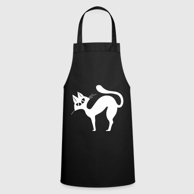 Black cat - Cooking Apron