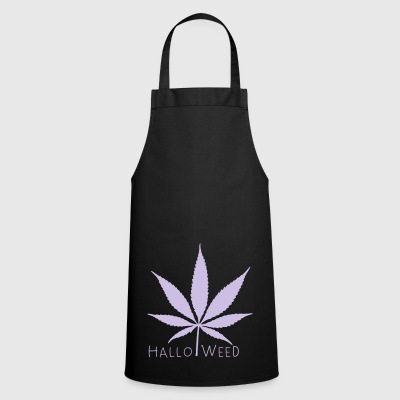 Halloweed - Tablier de cuisine