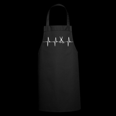 Heart of hairstyle - Cooking Apron