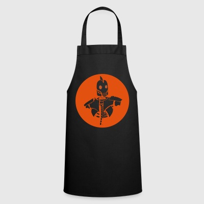 Logo Robot steampunk - Cooking Apron