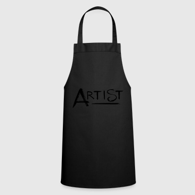 Artist 's signature - Cooking Apron