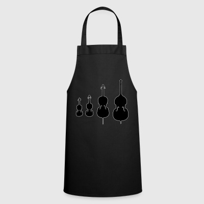 strings - Cooking Apron