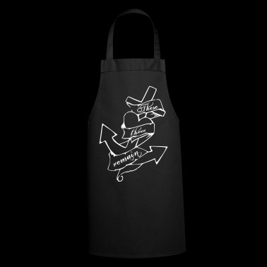 Final logo with writing - Cooking Apron