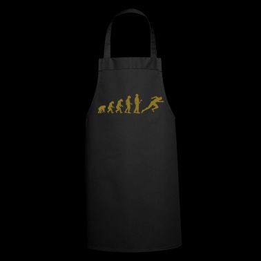 Evolution theory Athletics Sprint - Cooking Apron