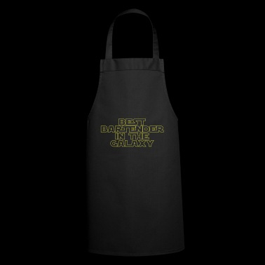 Best Bartender in the Galaxy - Cooking Apron