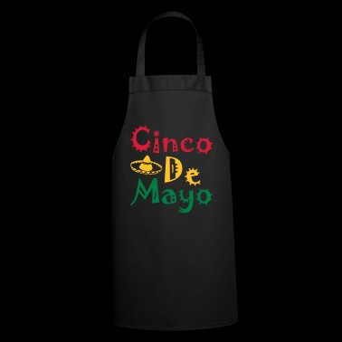Cinco De Mayo - Cooking Apron