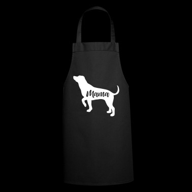 Mama Dog Shirt - Cooking Apron