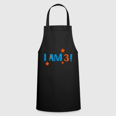 2541614 16041148 i am 3 - Cooking Apron