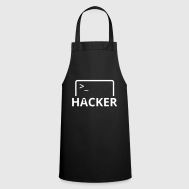 Hacker Admin Nerd Software Linux Windows Shell - Kochschürze