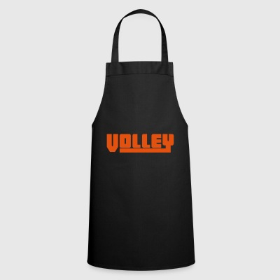 2541614 15081041 volley - Cooking Apron