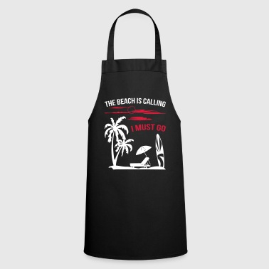 Beach Is Calling - Cooking Apron