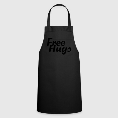 Shirt Free Hugs - Tablier de cuisine