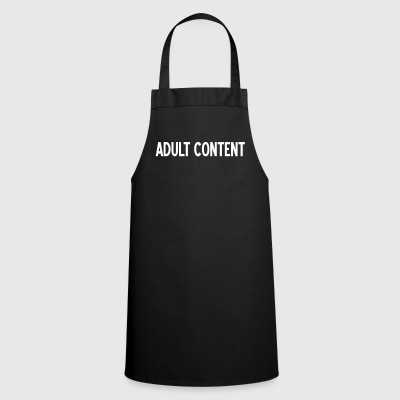 ADULT CONTENT B - Cooking Apron