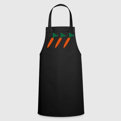Carrot or carrot gift - Cooking Apron