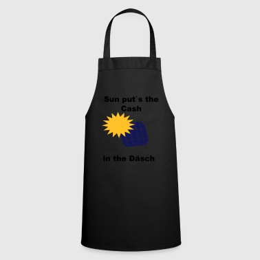 photovoltaics - Cooking Apron