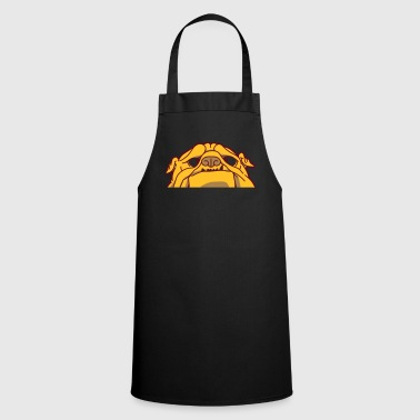 An English Bulldog - Cooking Apron