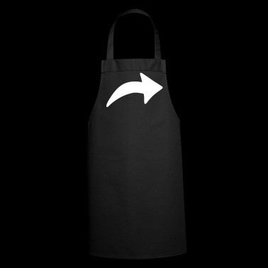 Arrow thick - Cooking Apron