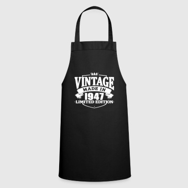 Vintage made in 1947 - Cooking Apron